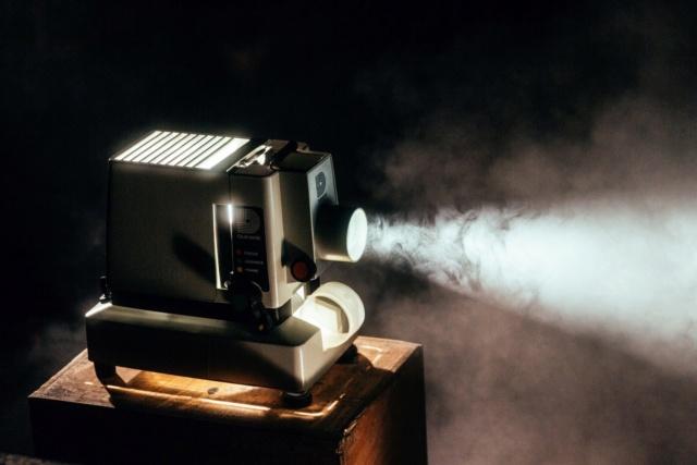 [résolu]Recherche pour prêt : Haut-parleurs de ciné-parc et projecteur 1cinep10