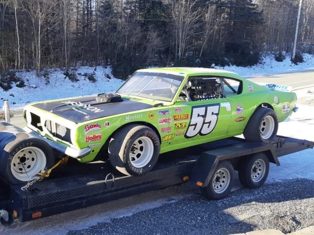 Tour de chauffe en NASCAR Vintage avec Alexandre Béland 1cuda10