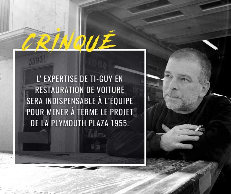 crinqué avec Pierre Michaud de RPM 1gl10