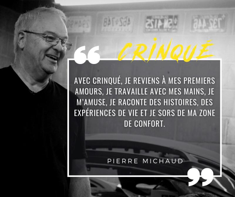 crinqué avec Pierre Michaud de RPM 1pm10