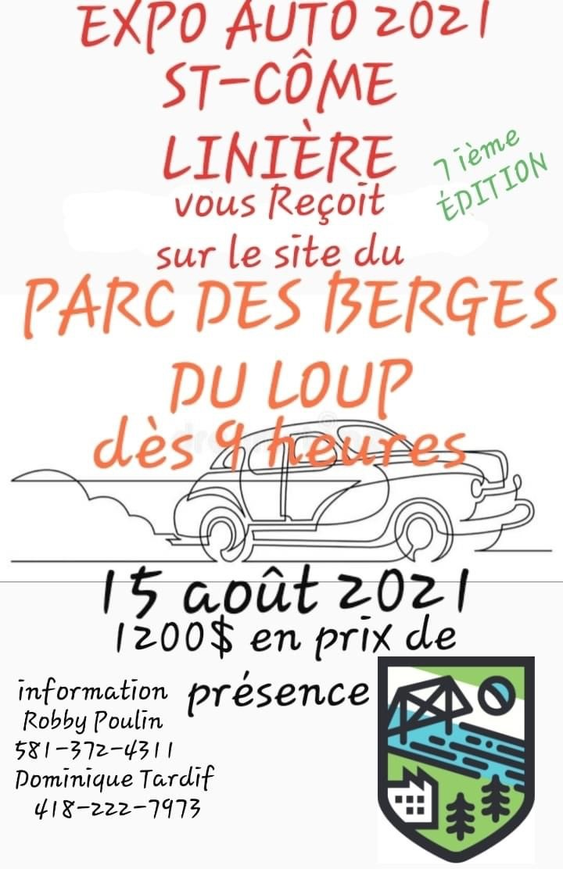 Expo d'auto de St-Côme - 15 août 2021 1stcom10