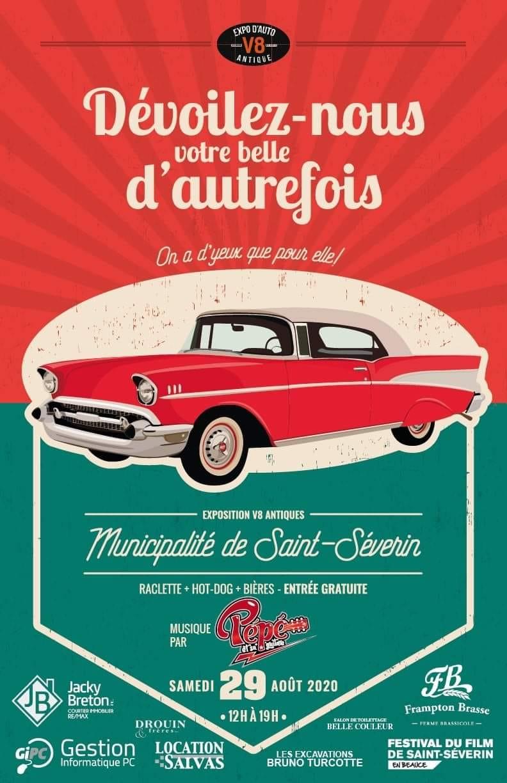 Exposition V8 Antiques @ St-Séverin - 12 sept 1stsev11