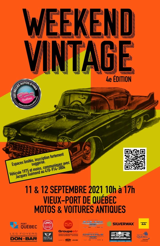 [Annulé]Week-End Vintage - Vieux-Port de Qc - 2021 1wevin10