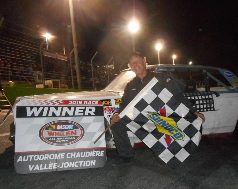 Série Vintage : Patrick Verner l'emporte et devient champion 1win10