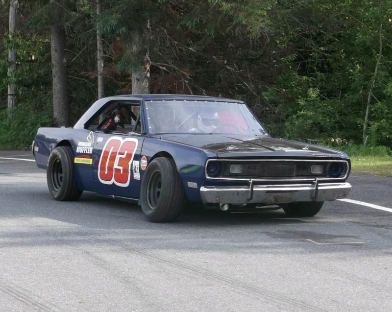 Tour de chauffe en NASCAR Vintage avec Pascal Haman 23pasc10