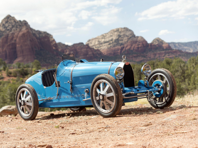 Légendes T/A : Bugatti 24_typ10