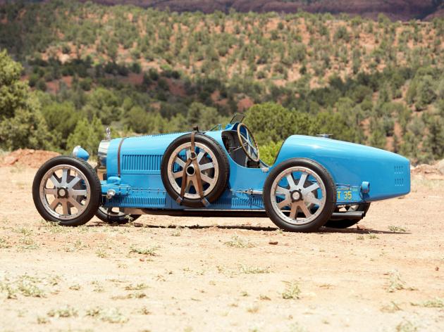 Légendes T/A : Bugatti 24_typ11