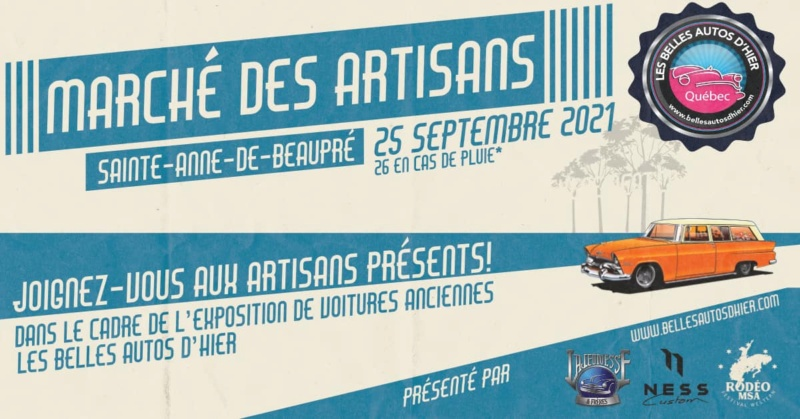 Expo Marché de Artisans - 25 sept 2021 2510