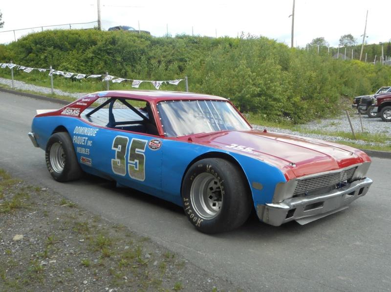 NASCAR Vintage : Langis Caron #35 35-410
