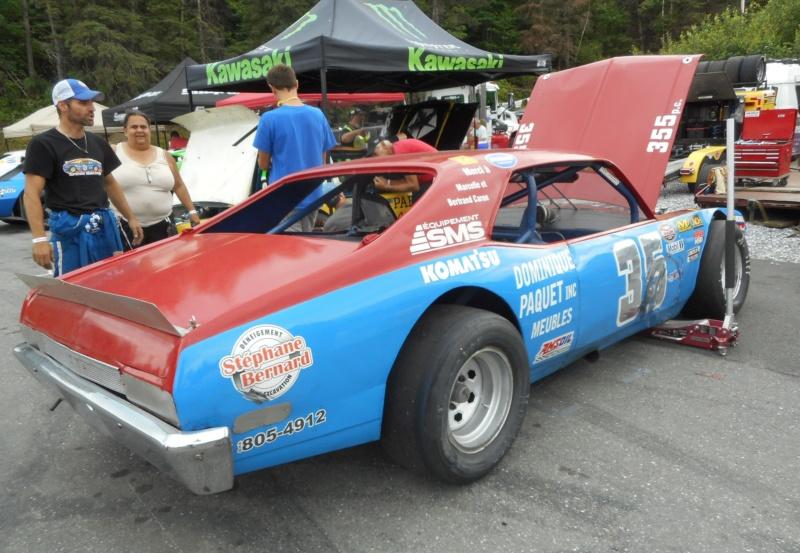 NASCAR Vintage : Langis Caron #35 35-510