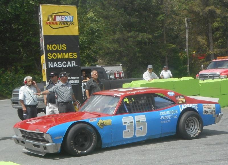 Tour de chauffe en NASCAR Vintage avec Langis Caron 35lang11