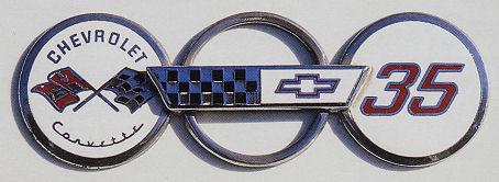 Corvette C4 (1984-1996)  35th10