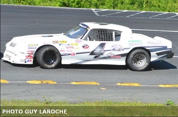 Tour de chauffe final en NASCAR Vintage 413