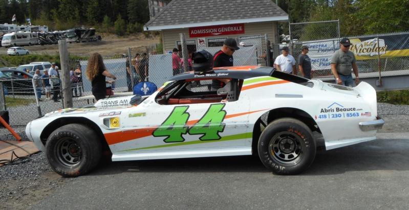 Tour de chauffe en NASCAR Vintage avec Andy Gilbert 44andy11