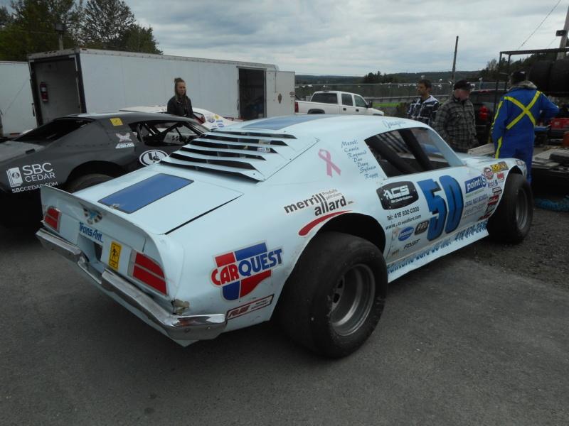 NASCAR Vintage : Jacques Petitclerc #50 50_410