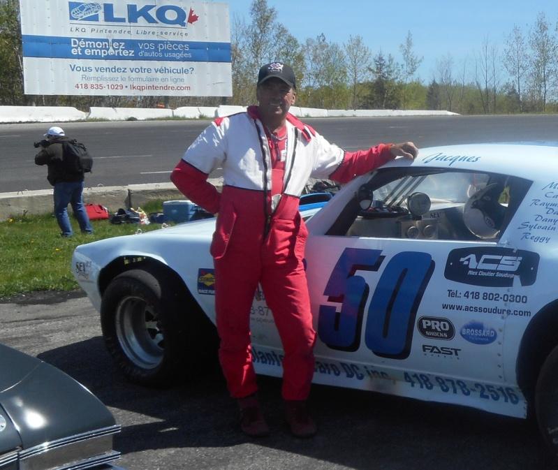 Tour de chauffe en NASCAR Vintage avec Jacques Petitclerc 50jacq10