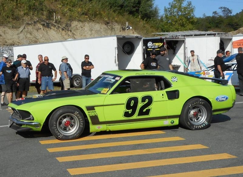Tour de chauffe en NASCAR Vintage avec Claude Ouellet 5_210