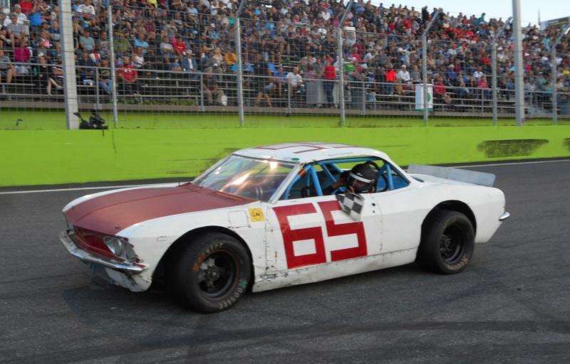 Tour de chauffe en NASCAR Vintage avec Sylvain Massicotte 65sylv11