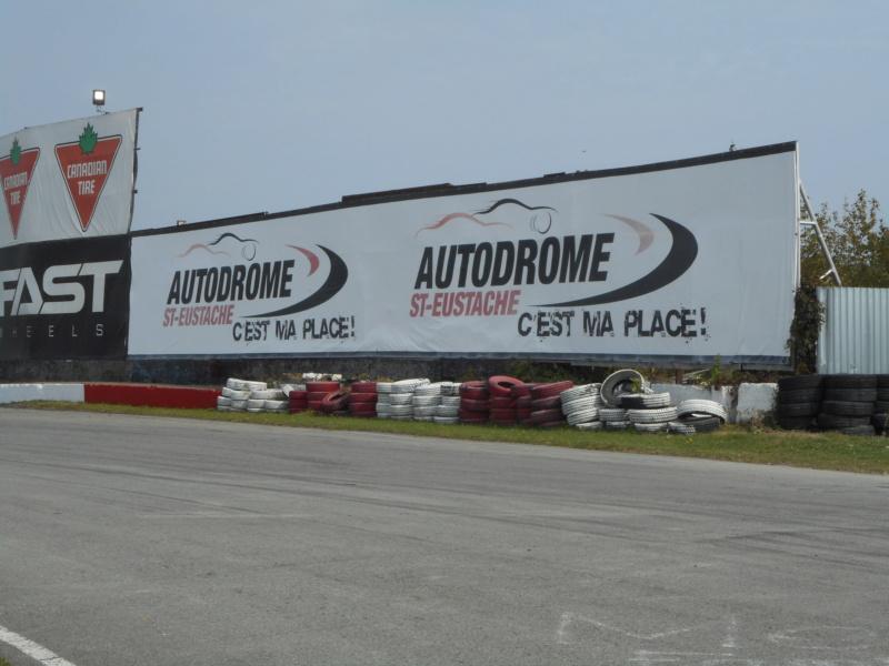Dernière course de l'autodrome St-Eustache Adieus40