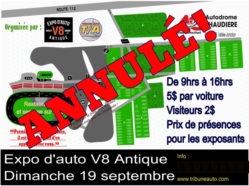 [Annulé]Expo d'auto V8 Antique - 19 sept 2021 Annule10