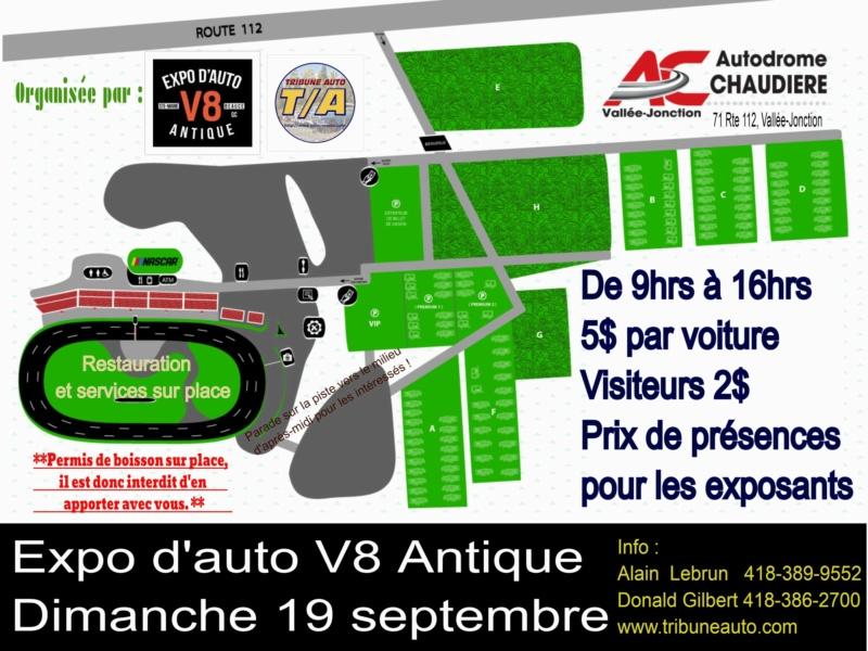 [Annulé]Expo d'auto V8 Antique - 19 sept 2021 Collag11