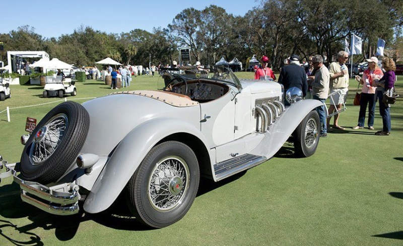 Duessenberg SSJ 1935 à l'encan ! Drivin10