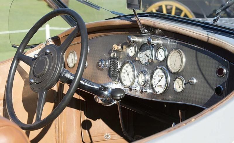 Duessenberg SSJ 1935 à l'encan ! Drivin11