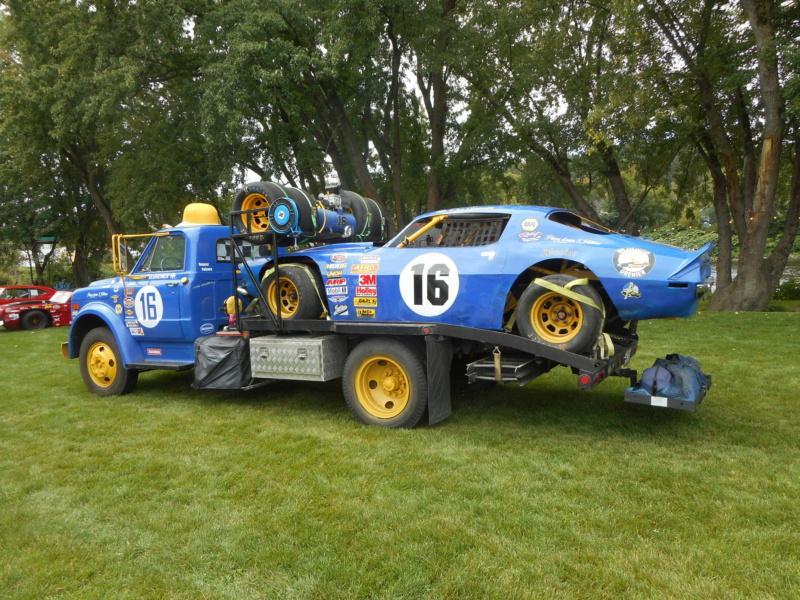 8 sept : Rassemblement d'autos antiques et récentes muscle car Dscn1911