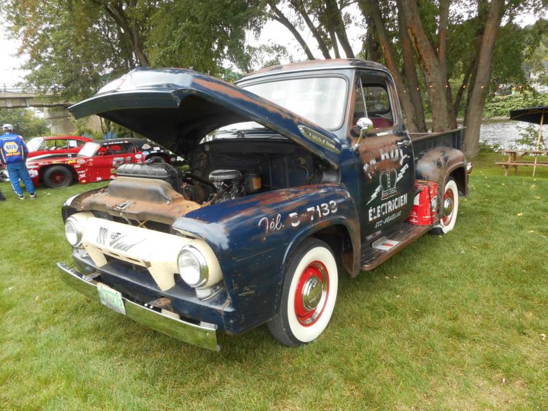 8 sept : Rassemblement d'autos antiques et récentes muscle car Dscn1913