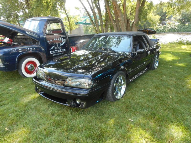 8 sept : Rassemblement d'autos antiques et récentes muscle car Dscn1919