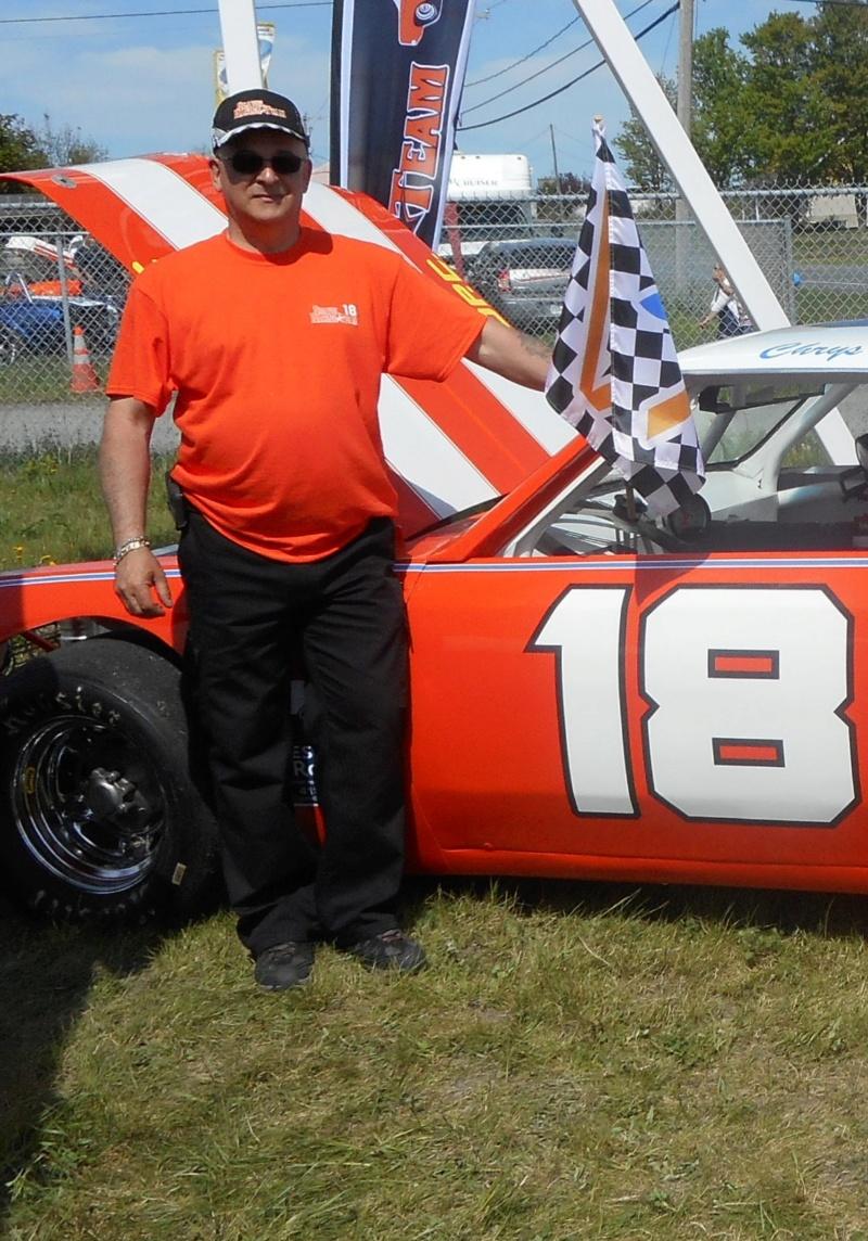 Tour de chauffe en NASCAR Vintage avec Chrys Gravel Dscn6513