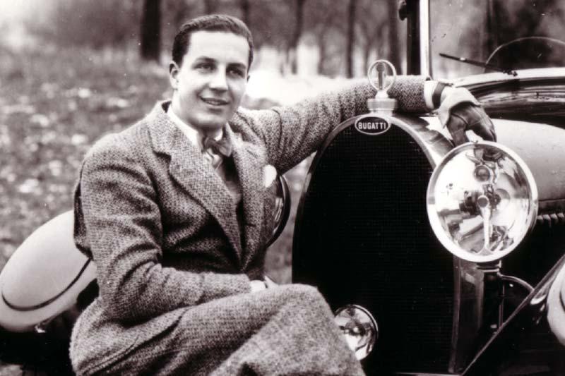 Légendes T/A : Bugatti Ettore10