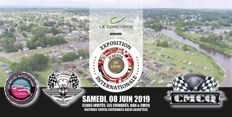 Exposition d'autos Internationale de Lévis - 8 juin 2019 Expo_l13
