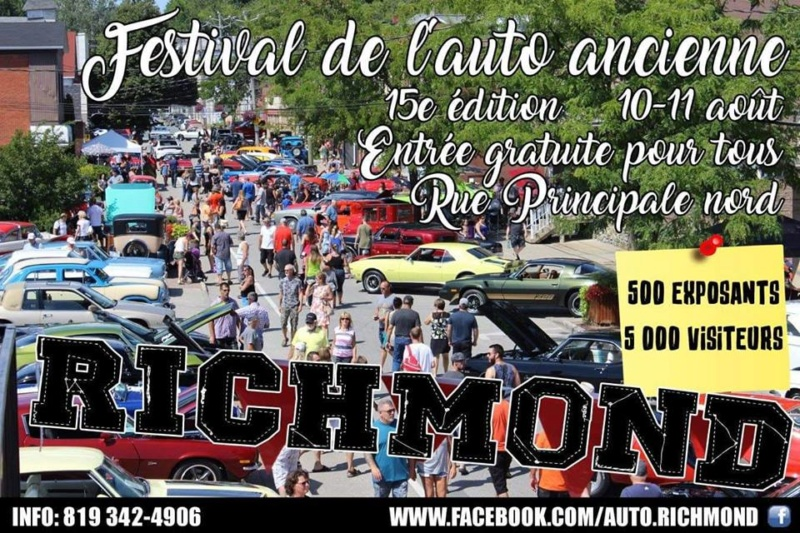 Festival de l'auto ancienne - Richmond 2019 Expo_r10