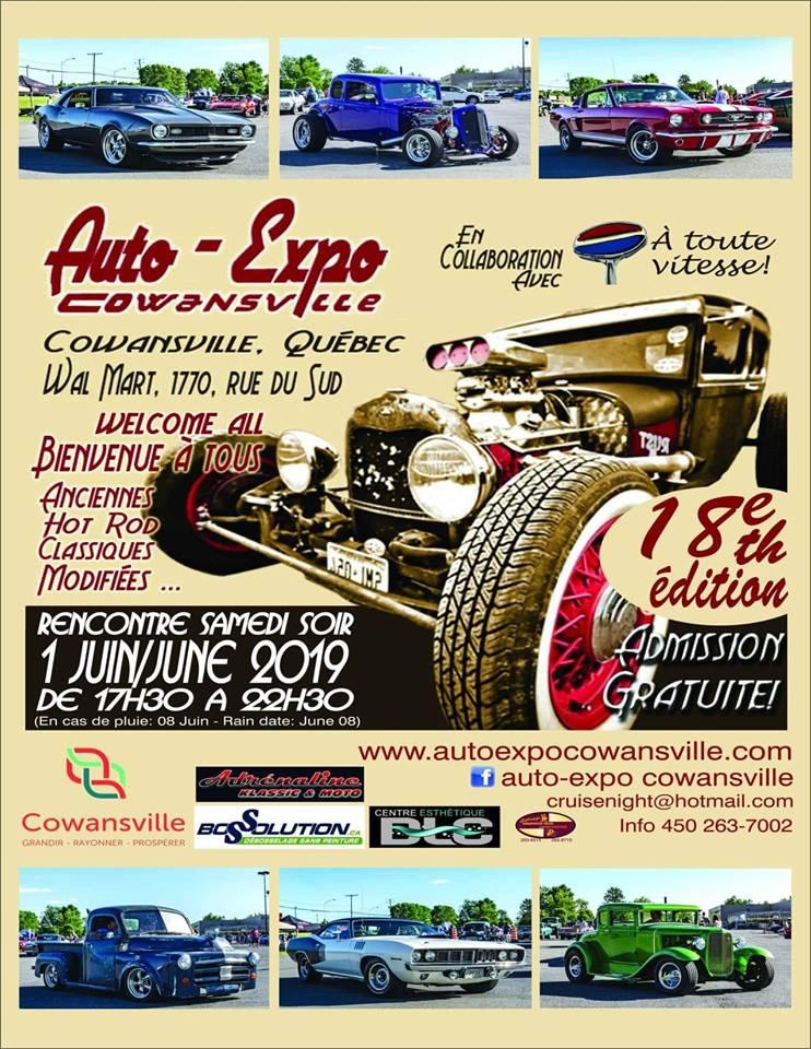 Auto Expo Cowansville - 1 juin 2019 Expoco10