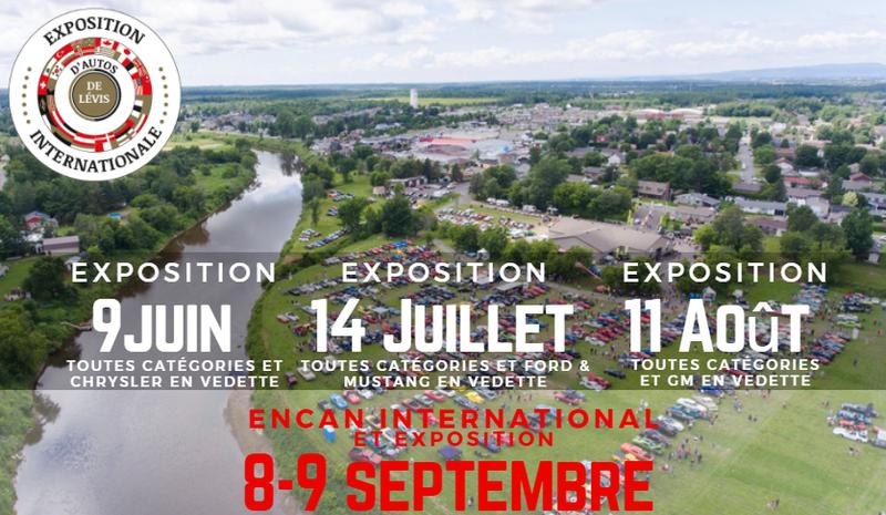 Exposition International de Lévis - Special GM - 11 aout Expoin10