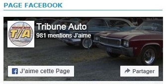 Page Facebook de Tribune Auto  Fb10