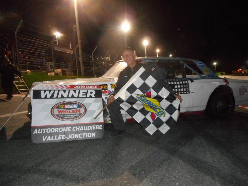 Calendrier 2020 :  NASCAR Vintage à l'Autodrome Chaudière Fin19-30