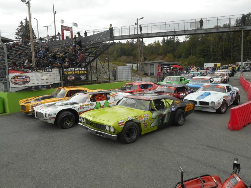 Calendrier 2020 :  NASCAR Vintage à l'Autodrome Chaudière Fin19-31