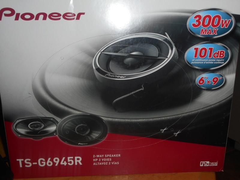 Haut parleurs 6x9 Hp6x910