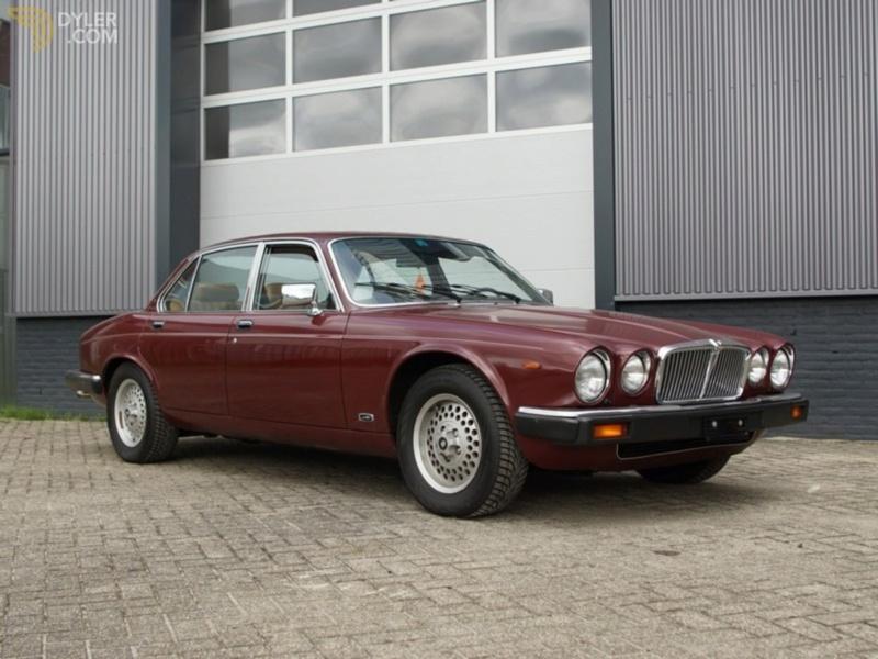 Jaguar : 50 ans de XJ Jaguar11