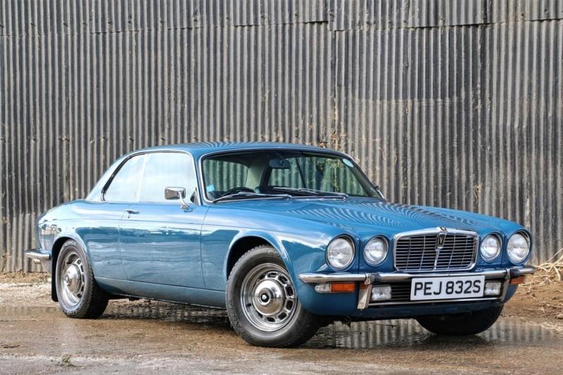 Jaguar : 50 ans de XJ Jaguar12