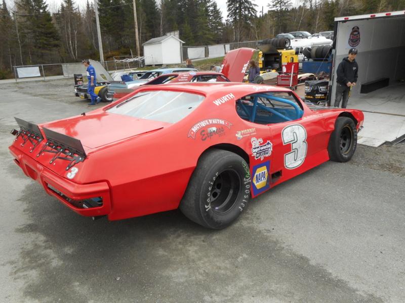 Tour de chauffe final en NASCAR Vintage Prati123