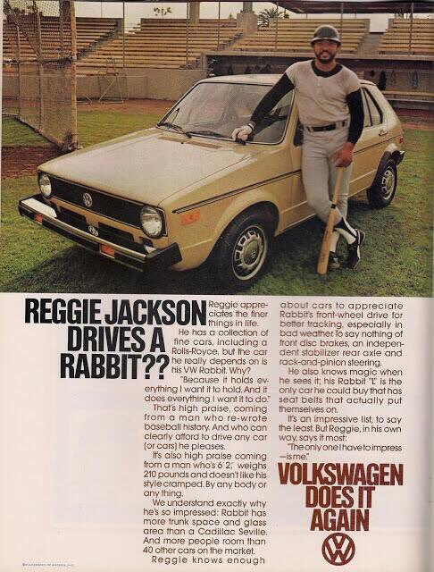 Collection de Reggie Jackson Reggie10