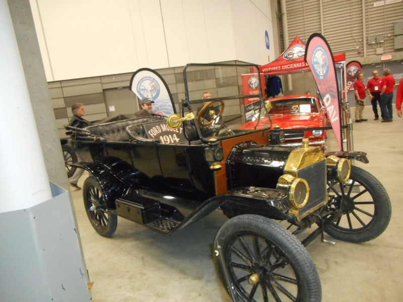 50e édition du Salon Auto Sport Québec - Page 2 Salon387
