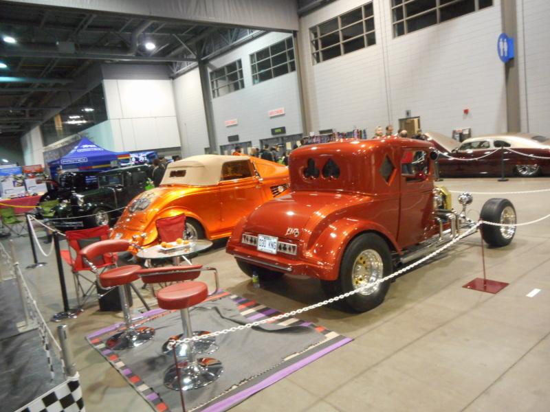 50e édition du Salon Auto Sport Québec - Page 2 Salon466