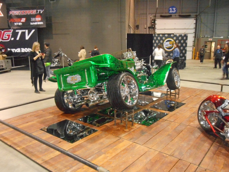 50e édition du Salon Auto Sport Québec - Page 2 Salon472