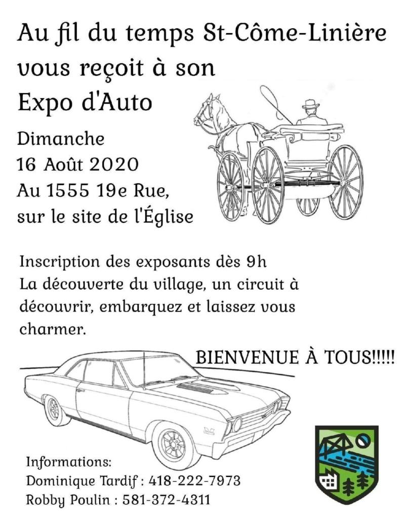 Expo d'Auto St-Côme 2020  Stcome10