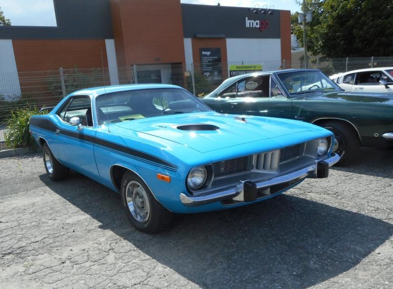 Expo d'auto V8 Antique - 4 août 2019 Ste-m121