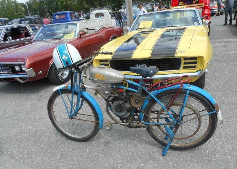 Expo d'auto V8 Antique - 4 août 2019 Ste-ma85
